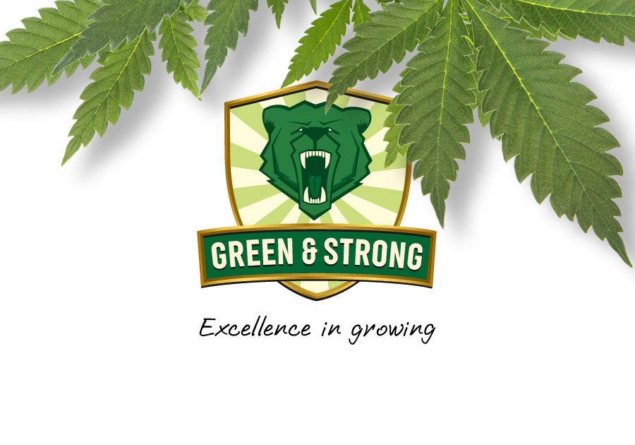 green-and-strong